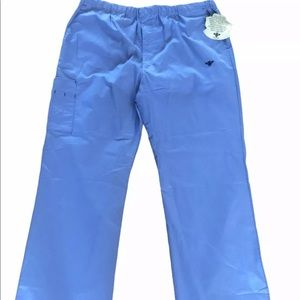 NEW Med Couture Solid Scrub Pants 3XL